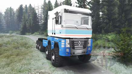 Renault Magnum 10x10 [03.03.16] for Spin Tires