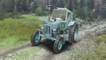 MTZ-80L Belarus [03.03.16] for Spin Tires