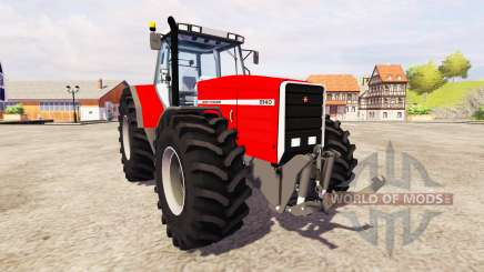 Massey Ferguson 8140 v2.0 for Farming Simulator 2013