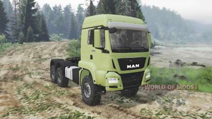 MAN TGS [03.03.16] for Spin Tires
