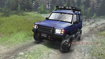 Land Rover Discovery 1998 [03.03.16] for Spin Tires