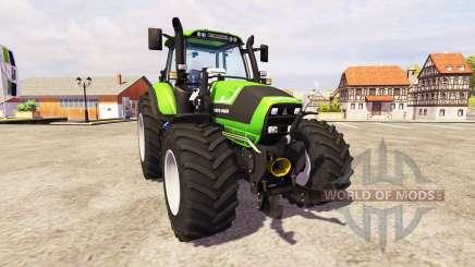 Deutz-Fahr Agrotron 6190 TTV FL v2.0 for Farming Simulator 2013