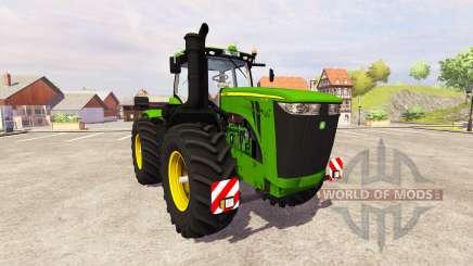 John Deere 9560R for Farming Simulator 2013