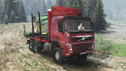 Volvo FM [03.03.16] for Spin Tires