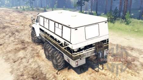Ural Next v2.2 for Spin Tires