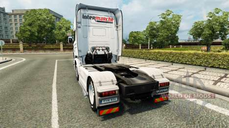 Intermarket skin for Scania truck for Euro Truck Simulator 2