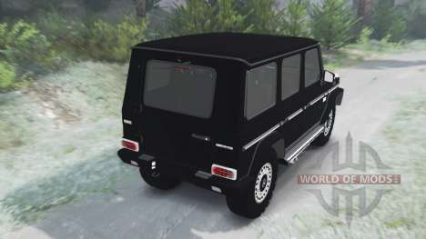 Mercedes-Benz G65 AMG [03.03.16] for Spin Tires