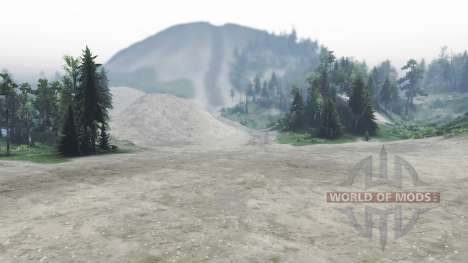 Haks Twin Peaks for Spin Tires