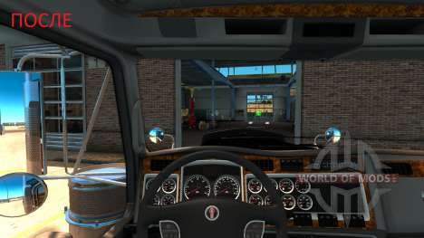 HDR FIX V1.4 for American Truck Simulator