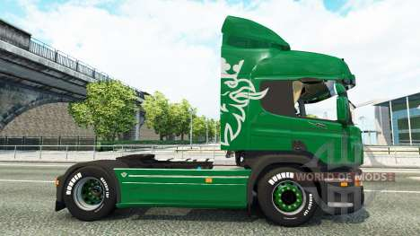 Scania P340 for Euro Truck Simulator 2