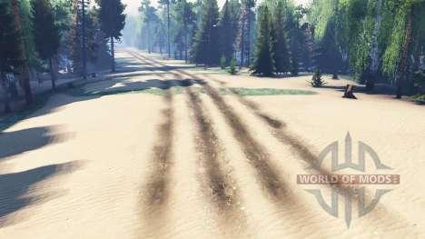 The Roads Of Krasnodar for Spin Tires