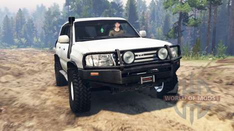 Toyota Land Cruiser 105 [03.03.16] for Spin Tires
