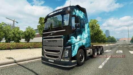 Volvo FH16 8x4 for Euro Truck Simulator 2