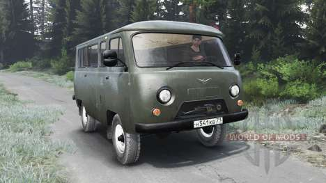 UAZ-2206 [03.03.16] for Spin Tires