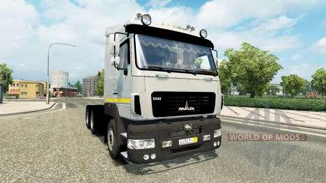 MAZ-5440А9 for Euro Truck Simulator 2