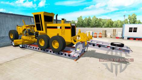 Low sweep Cozad Expando for American Truck Simulator