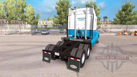 Skin Long Haul Trucking. Peterbilt for American Truck Simulator