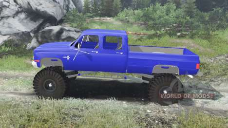 Chevrolet Silverado [03.03.16] for Spin Tires