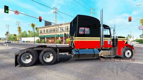 Skin Low Life for the truck Peterbilt 389 for American Truck Simulator