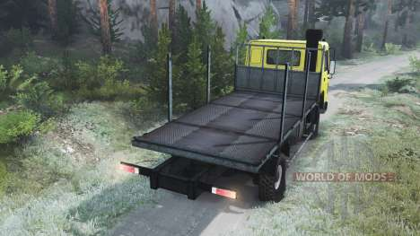 Volvo FL7 v2.0 [03.03.16] for Spin Tires