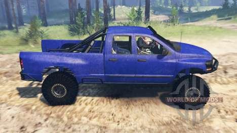 Dodge Ram Pre-Runner [03.03.16] for Spin Tires