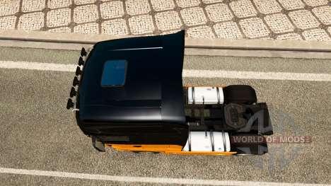 Scania R700 v2.5 for Euro Truck Simulator 2