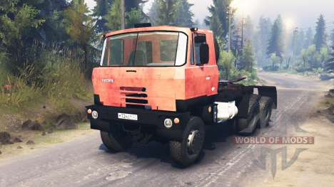 Tatra 815 S3 for Spin Tires