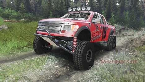 Ford Raptor Pre-Runner [03.03.16] for Spin Tires