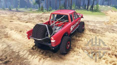 Ford Ranger Pre-Runner [03.03.16] for Spin Tires