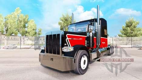 Skin Bert Matter Inc. for the truck Peterbilt 38 for American Truck Simulator