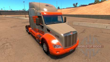LA Express Delivery Skins for American Truck Simulator