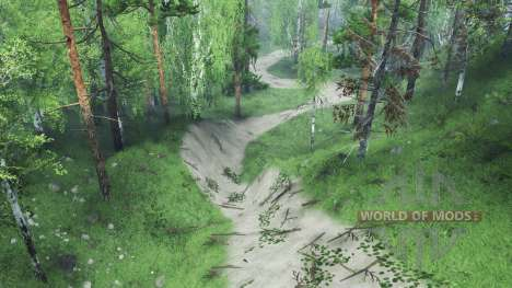 Trail Club for Spin Tires