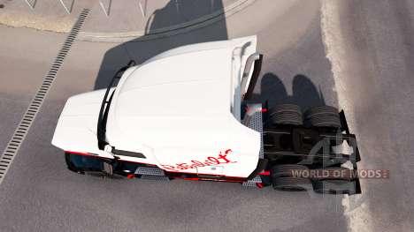 Skin for Peterbilt truck Peterbilt for American Truck Simulator