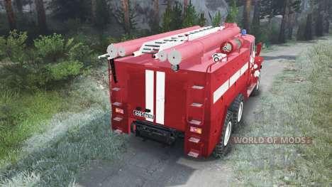 Ural-43202 AC-40 [03.03.16] for Spin Tires