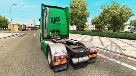 Lehmann skin for Volvo truck for Euro Truck Simulator 2