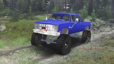 Chevrolet Silverado [03.03.16] for Spin Tires