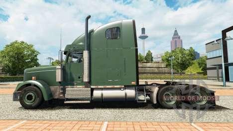 Freightliner Classic 120 v1.0 for Euro Truck Simulator 2