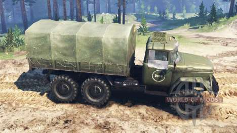 ZIL-131 [Chernobyl][03.03.16] for Spin Tires