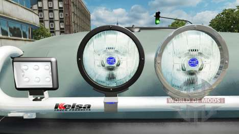 Lightbar Kelsa for Euro Truck Simulator 2