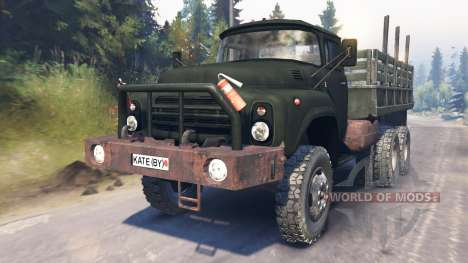 ZIL-130 [13.04.16] for Spin Tires