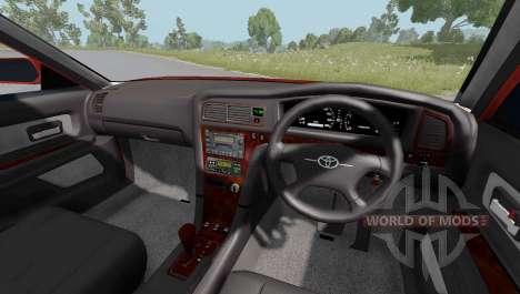 Toyota Chaser Tourer V for BeamNG Drive