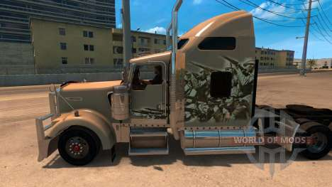 Milli Mucadele for American Truck Simulator