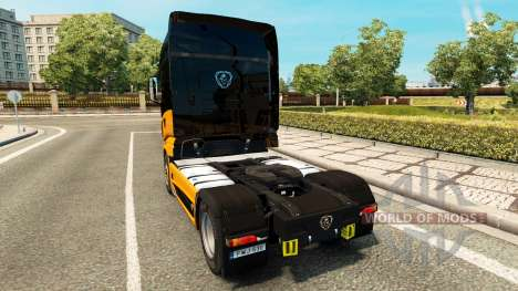 Scania R700 v2.5 for Euro Truck Simulator 2