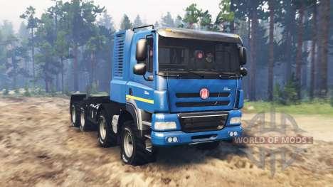 Tatra Phoenix T 158 8x8 [03.03.16] for Spin Tires