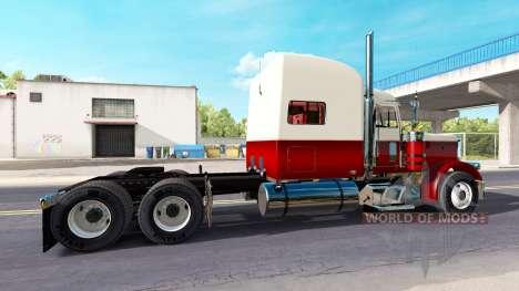 The Revolution skin for the truck Peterbilt 389 for American Truck Simulator