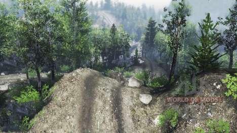 River Run v2.0 for Spin Tires