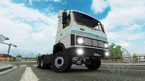 MAZ-64227 for Euro Truck Simulator 2
