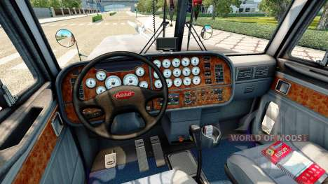 Peterbilt 379 v2.0 for Euro Truck Simulator 2