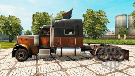 Peterbilt 379 v2.1 for Euro Truck Simulator 2