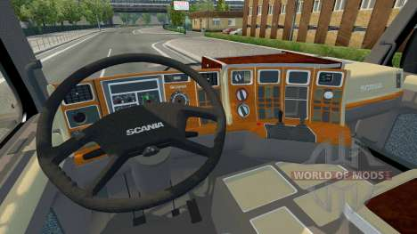 Scania 143M BDF for Euro Truck Simulator 2